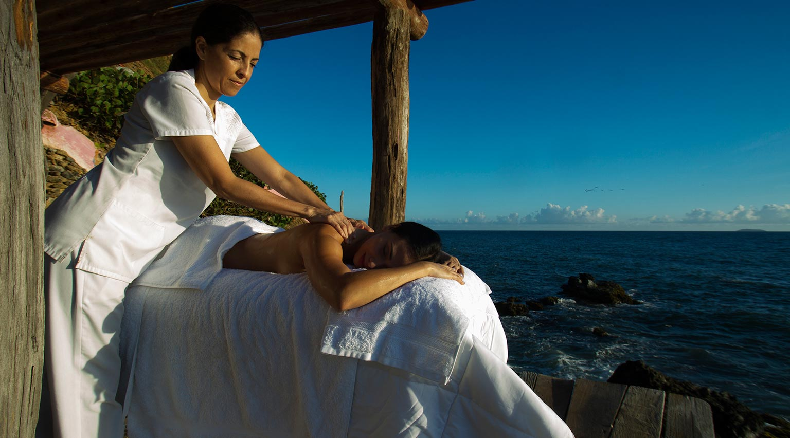 punta serpentina hotel spa massage hut - Spa & Bienestar