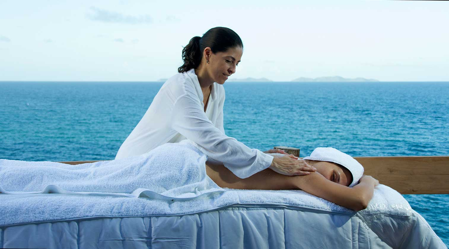 punta serpentina hotel spa salt massage - Spa & Bienestar