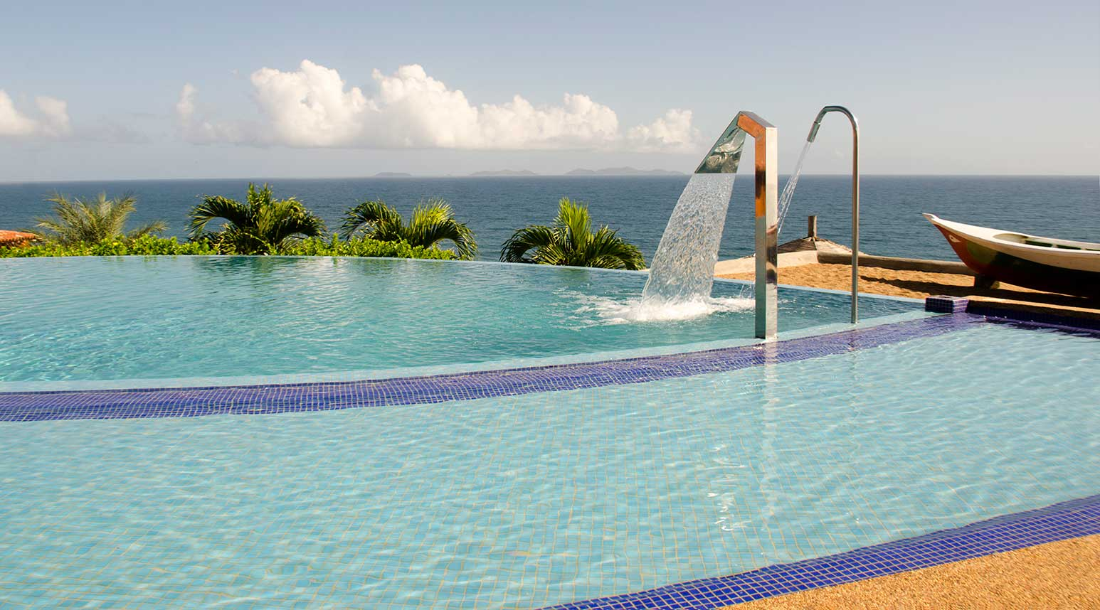 punta serpentina hotel spa pool - Cala Margarita Hotel & Residences